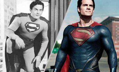 evolucion superheroe superman